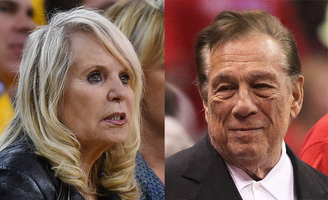 shelly & donald sterling