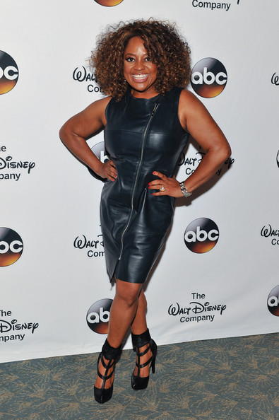 Sherri Shepherd attends A Celebration of Barbara Walters Cocktail Reception Red Carpet at the Four Seasons Restaurant on May 14, 2014 in New York City