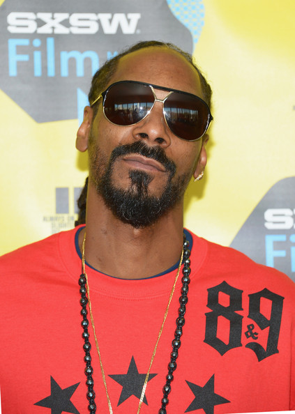 Rapper Snoop Dogg attends the 'Take Me To The River' premiere at the 2014 SXSW Music, Film + Interactive Festival at the Topfer Theatre at ZACH on March 11, 2014 in Austin, Texas