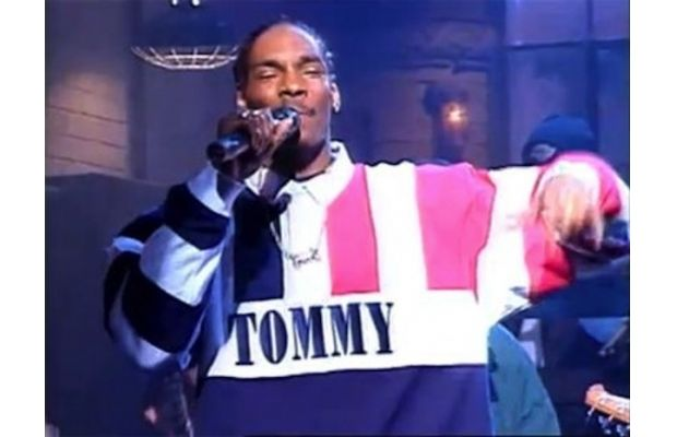 snoop dogg, tommy hilfiger