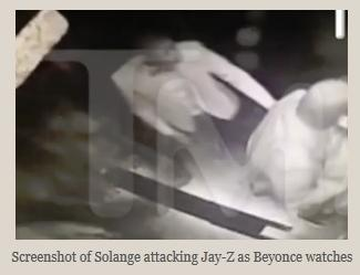 solange attacking jay z