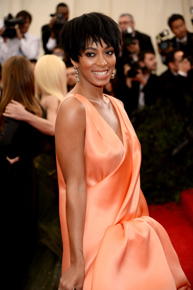 Singer Solange Knowles is 28