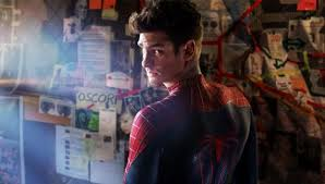Golden Globe nominated Andrew Garfield is Peter Parker aka Spider-Man in Columbia Pictures' The Amazing Spider-man.