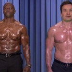 A TV First: Terry Crews and Jimmy Fallon 'Nip-Sync' on 'Tonight Show' (Watch)