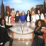 'The View' Co-Hosts Reunite to Salute Barbara Walters (Video)