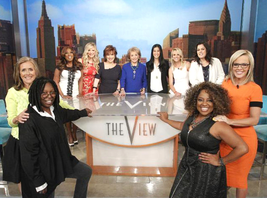 the view co-hosts reunite