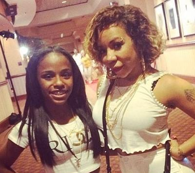 tiny & mayweather daughter1
