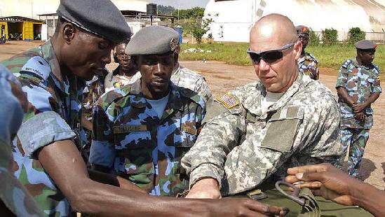 us & african military