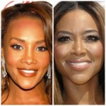 Vivica A Fox Blasts Kenya Moore's BET Awards Appearance on Twitter