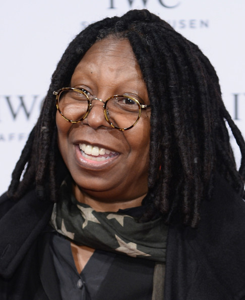"""Whoopi Goldberg attends the IWC Schaffhausen and Tribeca Film Festival """"For the Love of Cinema"""" private dinner at Urban Zen on April 17, 2014 in New York City"""