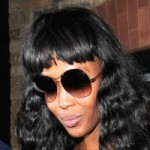 Naomi Campbell Looking to Start Own Clothing Line