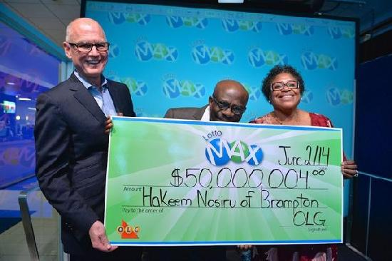 50 mil canadian lottery check