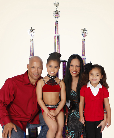 Asia-Monet-Ray-family-and-trophies