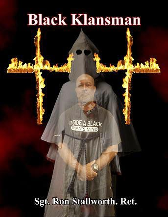 Black Klansman Book Cover