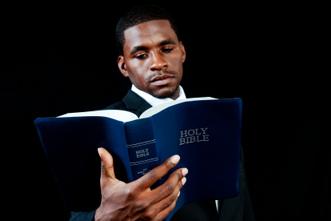 Black Preacher 1