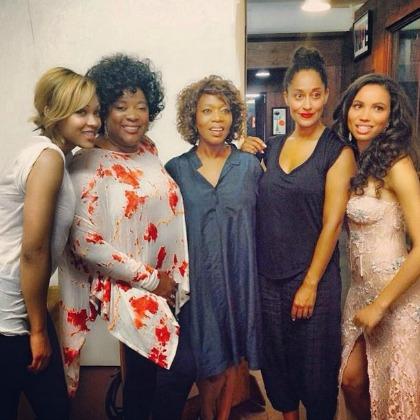 Black actresses