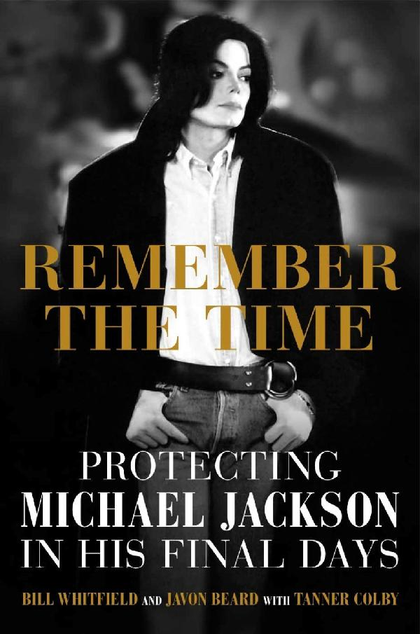 Book cover, Remember The time