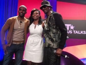 Chris Paul, Jemele Hill and Snoop Dogg: Photo Credit, Ricky Richardson