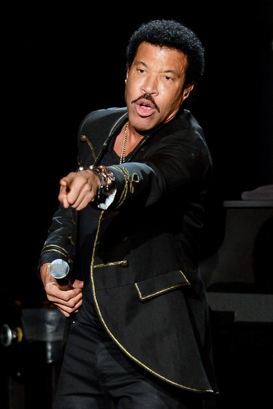 Singer Lionel Richie is 65 today