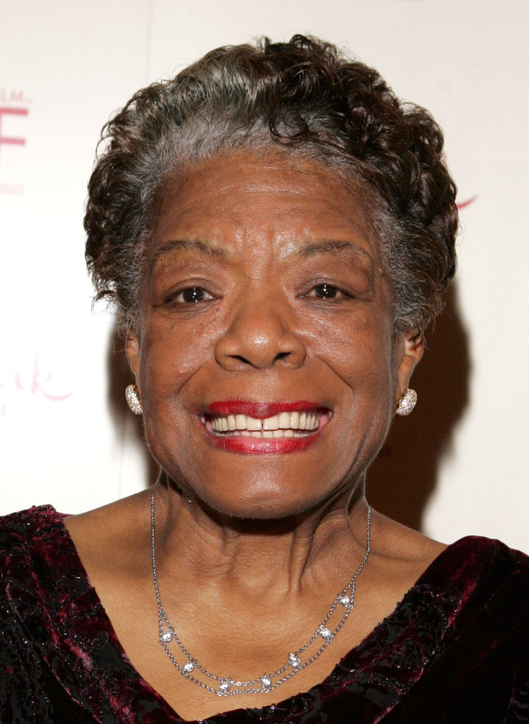 Women in Film and Hallmark Channel Honor Dr. Maya Angelou