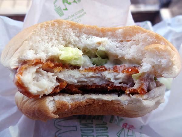 McDonalds-Hot-n-Spicy-McChicken-Sandwich, semen