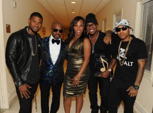 27th Annual ASCAP Rhythm & Soul Awards - Backstage