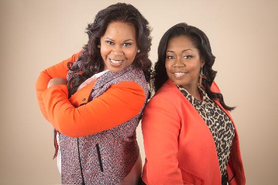 Powerhouse Rochelle Brown & Sonia Armstead (credit Bobby Quillard)