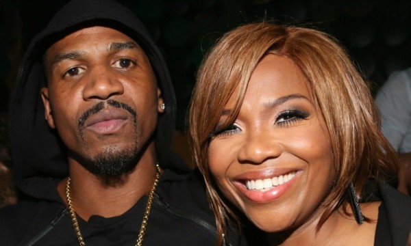 Stevie J and Mona Scott-Young