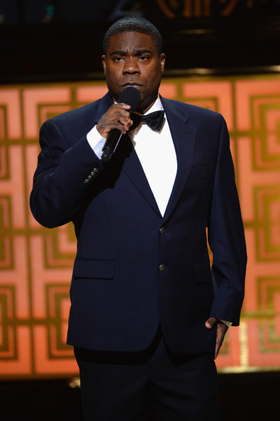 Comedian Tracy Morgan speaks onstage at Spike TV's 'Don Rickles: One Night Only' on May 6, 2014 in New York City