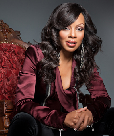 Wendy Raquel Robinson hosts Celebrity Red Carpet Experience at LA Bonaventure June 28th 2014