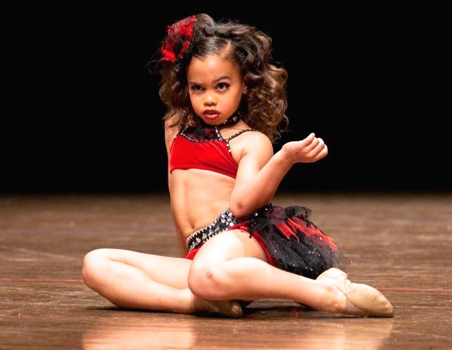 Raising Asia Dance Moms