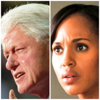 bill clinton, scandal, kerry washington,