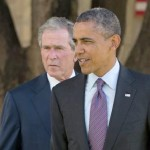 Even with Falling Popularity, President Obama is no George Bush