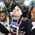 Chris Brown Carried Out of Nightclub after BET Awards (Watch)