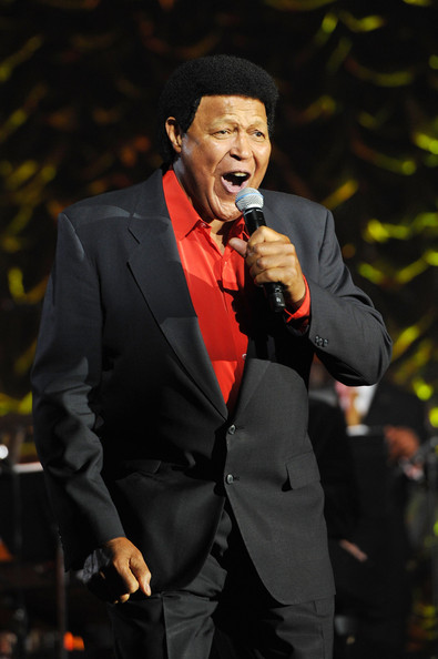 Chubby Checker performs onstage at the Songwriters Hall of Fame 45th Annual Induction and Awards at Marriott Marquis Theater on June 12, 2014 in New York City