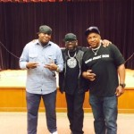 Three Legendary Icons Wrap Up Historical Tribute to Hip Hop at Langston Hughes (Queens) Library – Photos