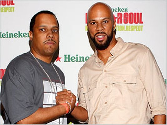 No I.D. (L) and Common