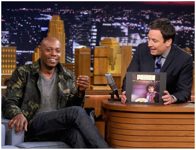 dave chappelle, jimmy fallon,