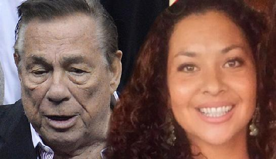 donald sterling &maiko