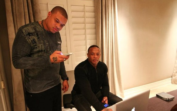 dre dre and son 2