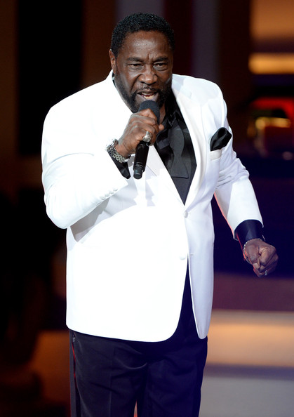 Singer Eddie Levert of The O'Jays is 72 today