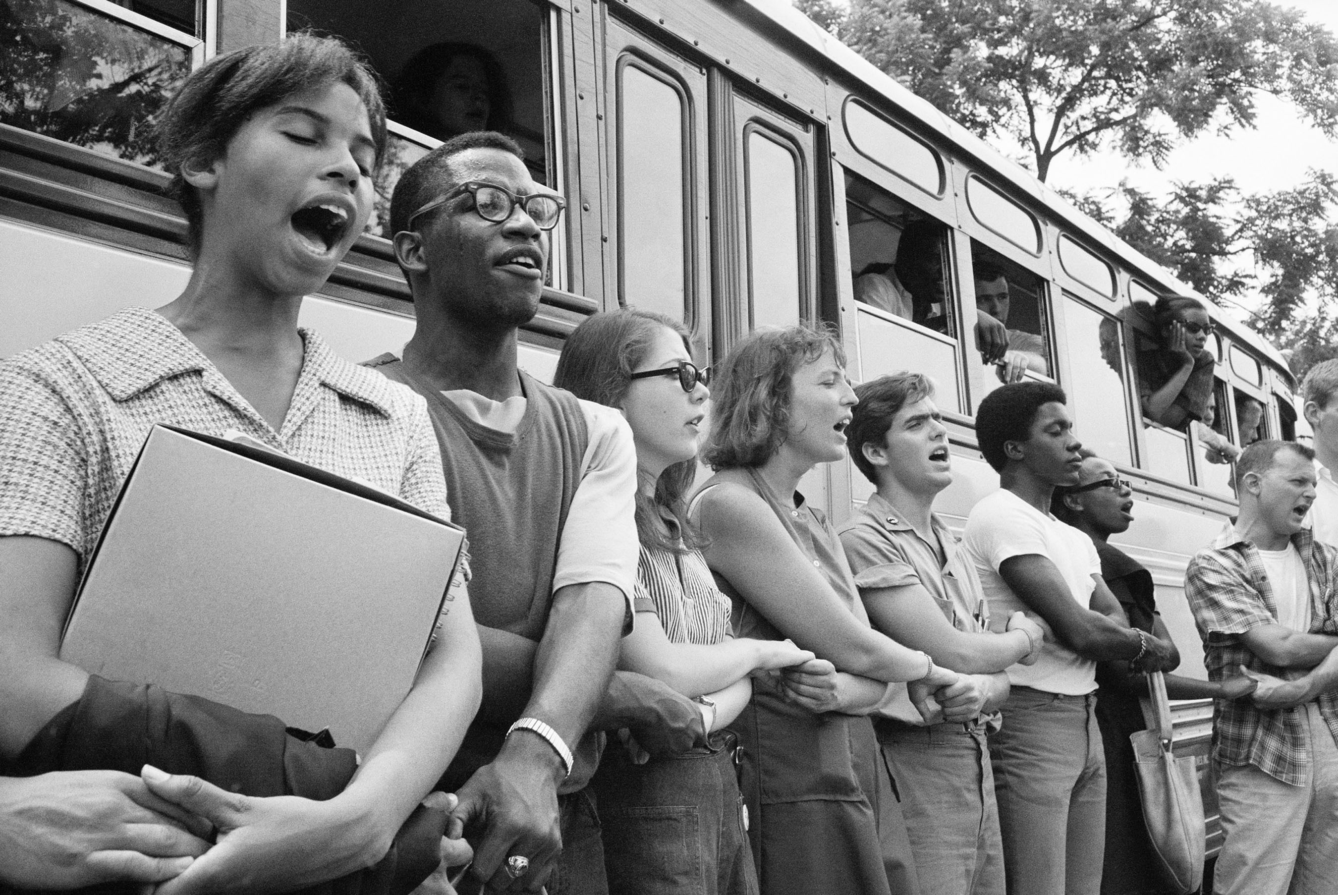 """the freedom summer The """"freedom summer"""" project (known at the time as the mississippi summer  project) was organized by the student nonviolent coordinating."""