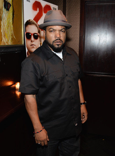 """Ice Cube attends """"22 Jump Street"""" New York Screening after party at Lavo on June 4, 2014 in New York City"""