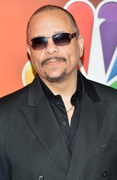 Ice-T attends the 2014 NBC Upfront Presentation at The Jacob K. Javits Convention Center on May 12, 2014 in New York City