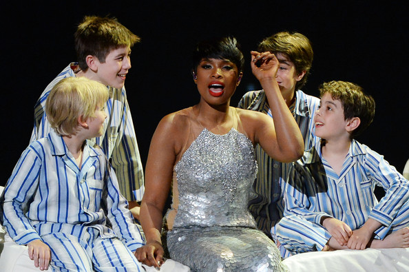 Recording artist Jennifer Hudson performs onstage during the 68th Annual Tony Awards at Radio City Music Hall on June 8, 2014 in New York City