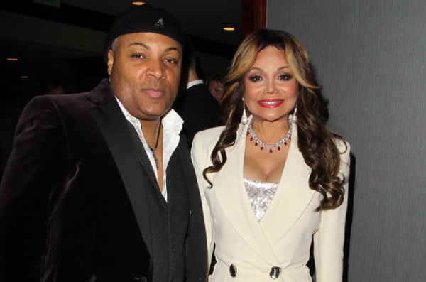 jeffre-phillips & la-toya-jackson