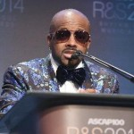 Jermaine Dupri, Ne-Yo & Mike Will Honored with 2014 ASCAP Rhythm & Soul Awards (Photos)