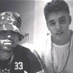 Justin Bieber, Chris Brown Hit the Studio Together (Pics)