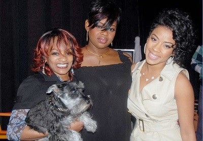 keyshia_cole and_family