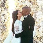 Kim & Kanye's Wedding Pic Sets Record for Instagram Likes